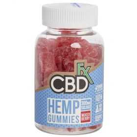 Hemp CBD Gummies 300mg 60ct