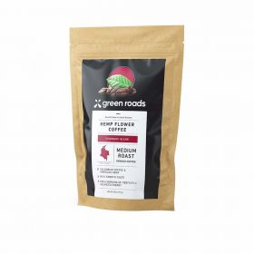CBD Hemp Flower Coffee 2.5oz