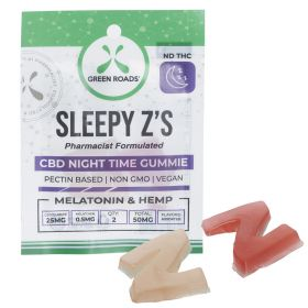 CBD Sleepy'z Gummies 50mg