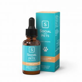 Pet CBD Hemp Tincture Chicken 750mg