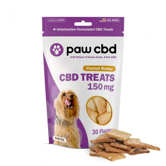 CBD Dog Treats Peanut Butter 150mg