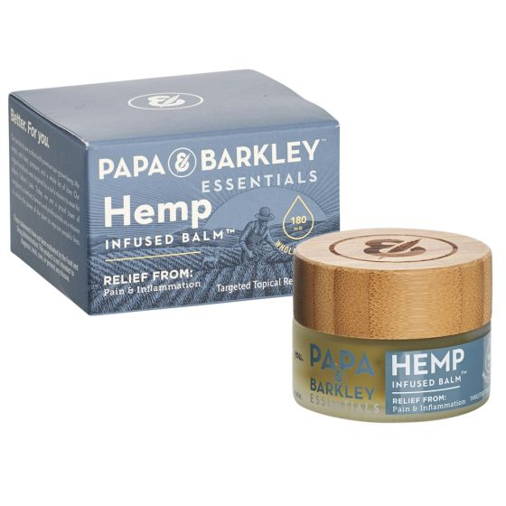 CBD Hemp Balm 180mg by Papa and Barkley